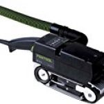 Ponceuse à bande festool bs 75 e plus